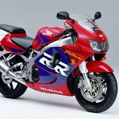 Набор наклеек Honda CBR 900 RR 1998-1999