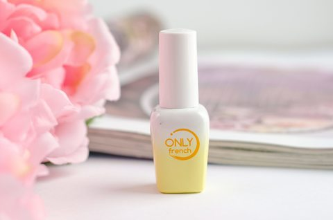 Гель-лак Only French, Yellow Touch №112, 7ml