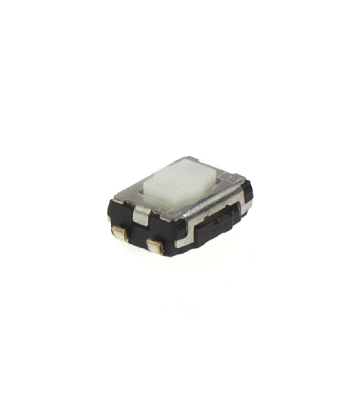 SWITCH TACTILE 0.02A 15V WHITE