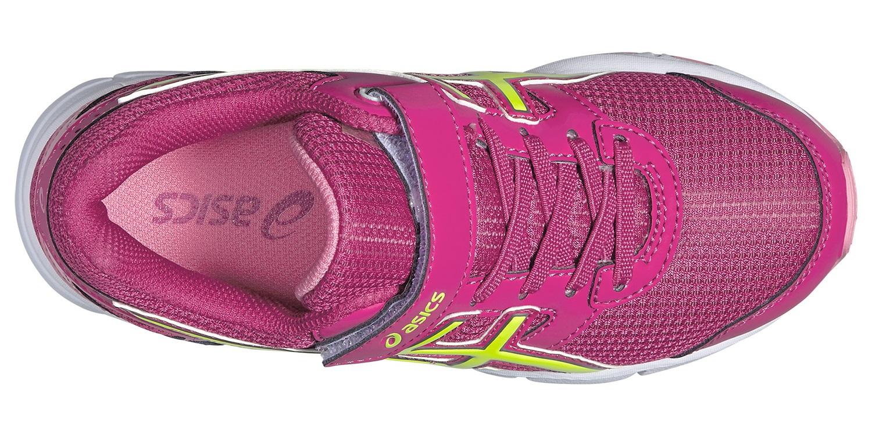 Детские беговые кроссовки Asics Gel-Galaxy 8 GS (CC522N 2107) розовые фото