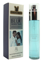 Парфюм с феромонами Antonio Banderas Blue Seduction for Men 45ml (м)