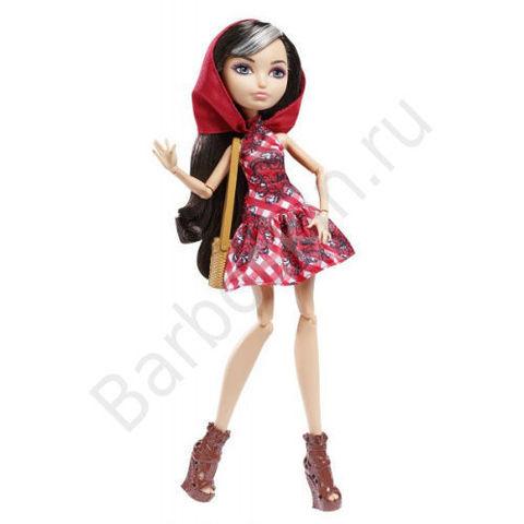 Кукла Ever After High Сериз Худ (Cerise Hood) - Очаровательный пикник (Enchanted Picnic)