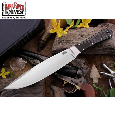 Нож Bark River Rogue модель Rogue Impala Horn