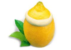 Мороженое натуральное в лимоне, 110г