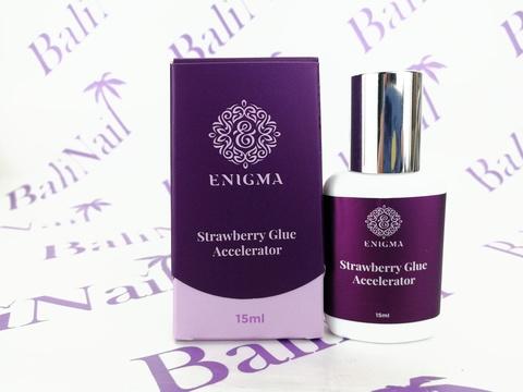 Enigma, Активатор клея Enigma с ароматом клубники (15 мл)