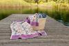 Полотенце 50x100 Feiler Happy Flower 55 lavendel