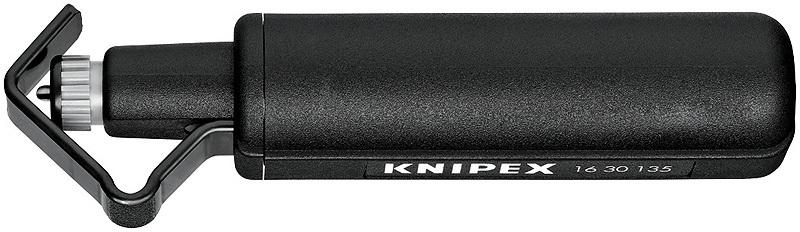 Нож для снятия изоляции Knipex KN-1630135SB