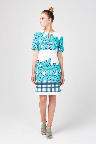 Платье З351-390