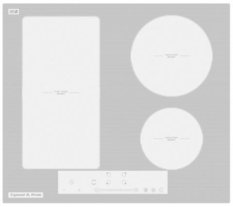 Индукционная варочная панель Zigmund & Shtain CI 34.6 W