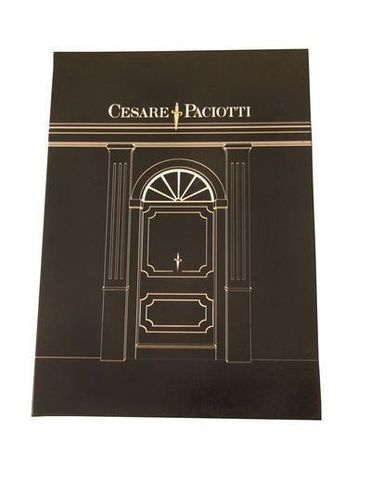 Полотенце 100х150 шт Cesare Paciotti Downtown V.1 коричневое