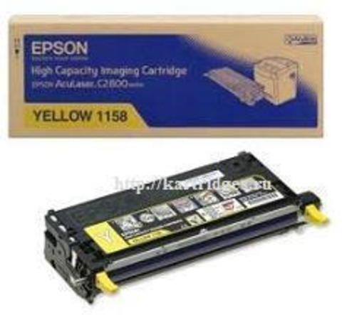 Картридж Epson C13S051158