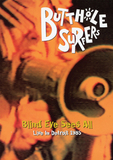 Butthole Surfers / Blind Eye Sees All - Live In Detroit 1985 (RU)(DVD)