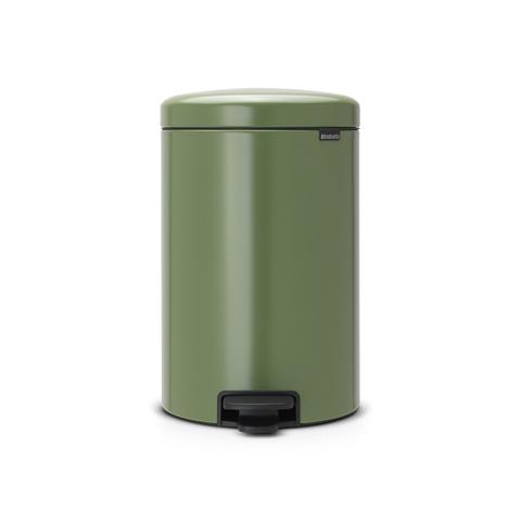 Мусорный бак newicon (20 л), Зеленый мох, арт. 113925 - фото 1