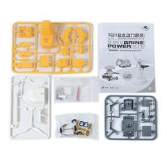 Электромеханический конструктор ND Play На энергии соленой воды Энергия соленой воды 3 в 1