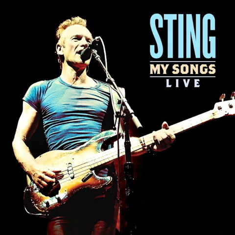 Sting / My Songs Live (2LP)