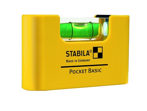 Уровень Stabila Pocket Basic