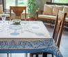 Скатерть 140x180 Blonder Home Laroux синяя
