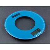Кухонные весы синие Bologna, артикул ZSE21221EF, производитель - Zanussi
