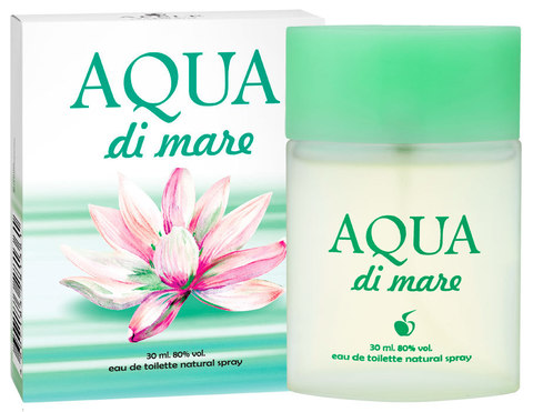 AQUA Di mare, Apple parfums