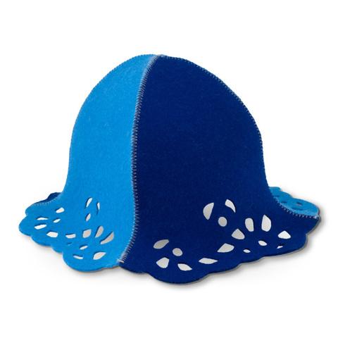 Женская шапка для сауны