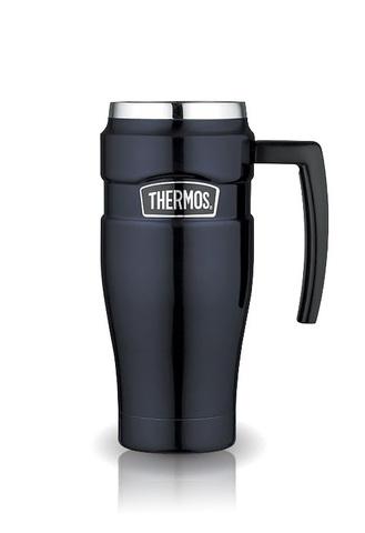 Термокружка Thermos SK 1000 Travel Mug (0,45 литра), синяя