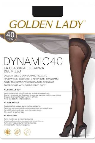 Колготки Dynamic 40 Golden Lady