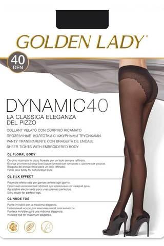 Женские колготки Dynamic 40 Golden Lady