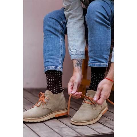 Носки коричневые Brownie