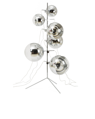 replica Mirror Ball Stand