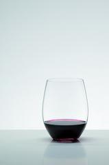 Набор бокалов для красного вина 2шт 600мл Riedel The O Wine Tumbler Cabernet/Merlot
