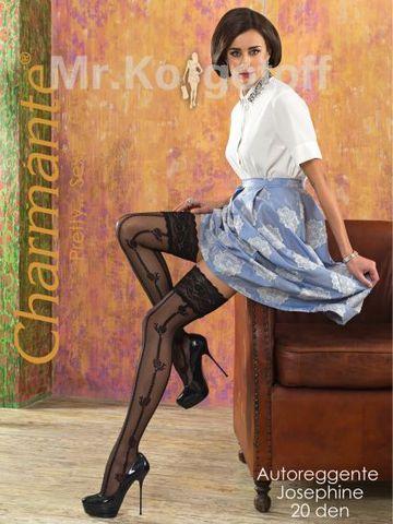Чулки Charmante Josephine Aut. 20
