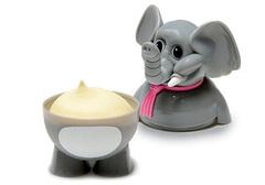 Детское мороженое в игрушке Слоненок, 70мл
