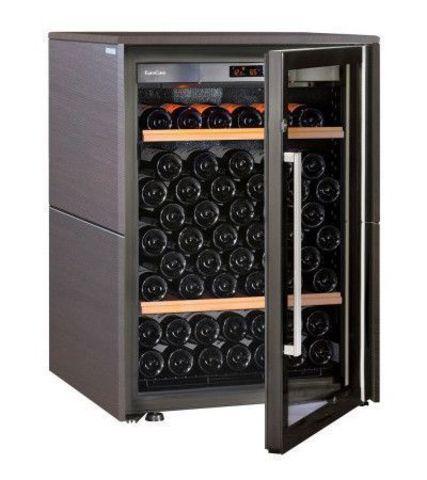 Винный шкаф EuroCave V Collection S венге, стандартная комплектация