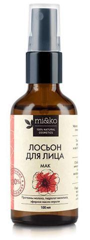 Мико лосьон-тоник для лица Мак 100 мл