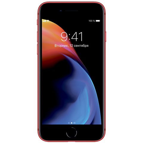iPhone 8RED Special Edition 256Gb