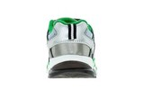 Светящиеся кроссовки Щенячий патруль (Paw Patrol) на липучках для мальчиков, цвет серебристый. Изображение 4 из 5.
