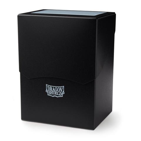 Dragon Shield - Коробочка черная на 75+ карт