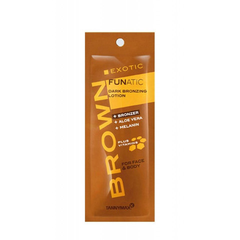 Крем Tannymax Brown Exotic Funatic Dark Bronzing Lotion 15 мл