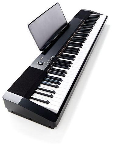 Цифровое пианино Casio CDP-130BK (с крестообразной стойкой)