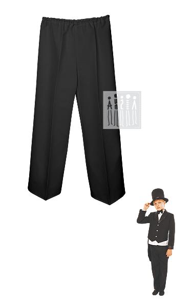 Купить брюки к фраку для мальчика, черные, в Интернет-магазине Мастерская Ангел-Карнавальные костюмы или офисах в Москве, Санкт-Петербурге с доставкой по Москве, Санкт-Петербургу, России.