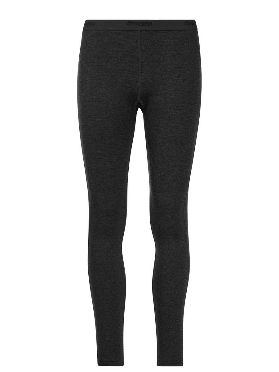 Bergans термобелье брюки 1967 Fjellrapp Lady Tights Black