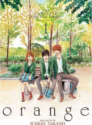 Kitab Orange: The Complete Collection: 1   Ichigo Takano