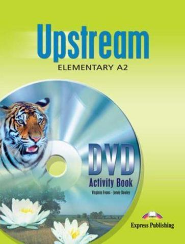 Upstream Elementary A2. DVD Activity Book. Рабочая тетрадь к DVD