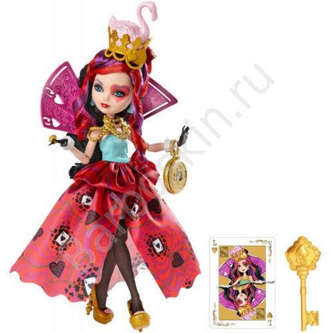 Кукла Еver Аfter Нigh Лиззи Хартс (Lizzie Hearts) - Путь в страну чудес (Way too Wonderland)