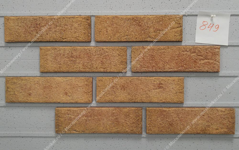 Плитка для фасада и внутренней отделки Roben, Manus, цвет Samoa