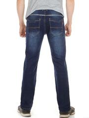 L2084 джинсы мужские, темно-синие