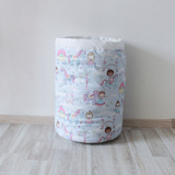 Тканевая корзина для игрушек Princess Unicorn принцессы и единороги