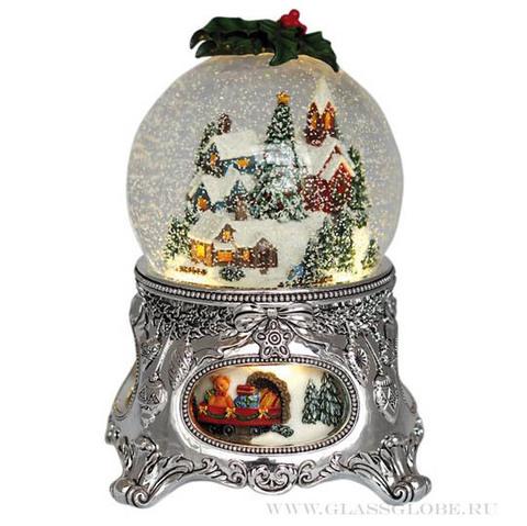 Снежный шар Рождественская сказка