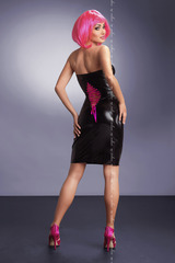 Платье со стрингами Xenia