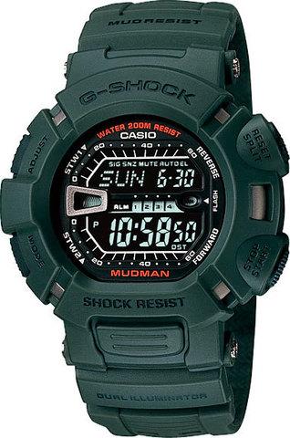 Купить Мужские наручные часы G-Shock Casio G-9000-3VDR по доступной цене